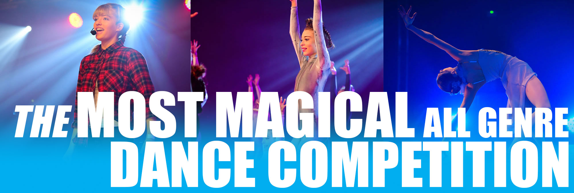 The Most Magical All Genre Dance Competition